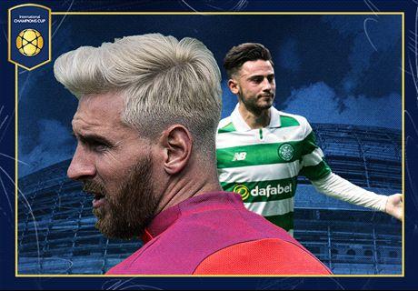LIVE: Barcelona 0-0 Celtic
