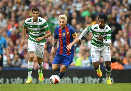 Denis Suarez shines in Barca ICC win