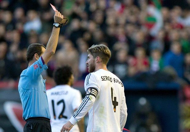 Sergio Ramos: Criticism 'goes in one ear and out the other'