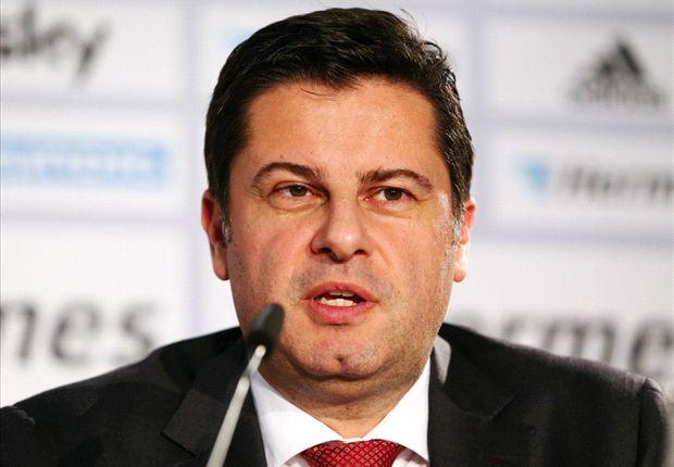 DFL-Geschäftsfüherer Christian Seifert ist der Meinung, auf lange Sicht könne sich ein Zweikampf zwischen Bundesliga und Premier League entwickeln.