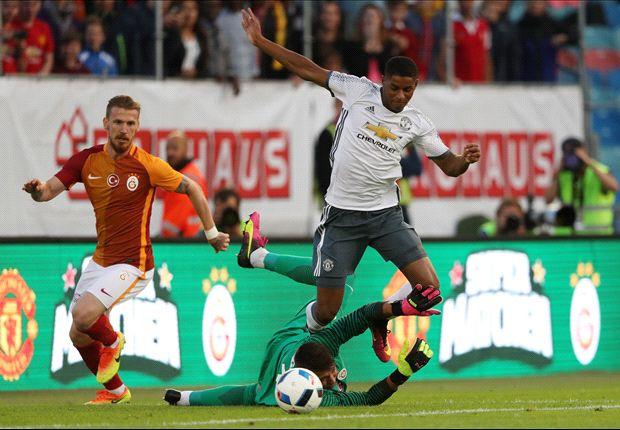 Ibrahimovic and Rashford show Man Utd have wealth of attacking options