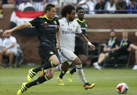 Real Madrid 3-2 Chelsea: Marcelo brace