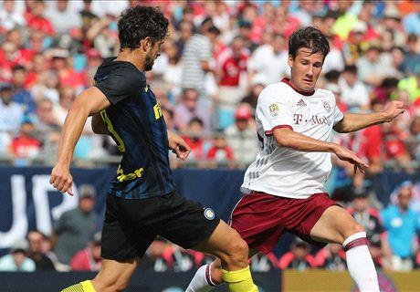 Inter-Bayern LIVE! 0-4, tripletta Green