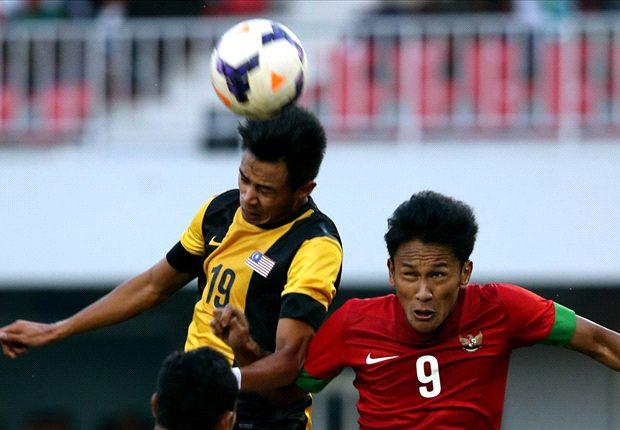 Hazwan featured for Malaysia U-23 in Myanmar.
