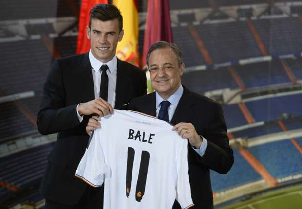 Bale deal not financed by bank, insists Perez