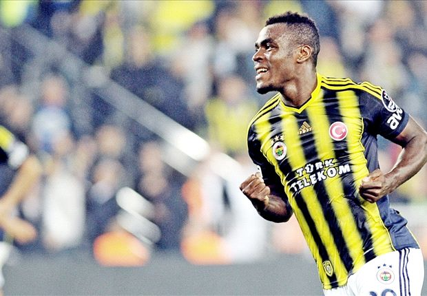 Nigerians Abroad: Emenike and Ezekiel end 2013 with goals