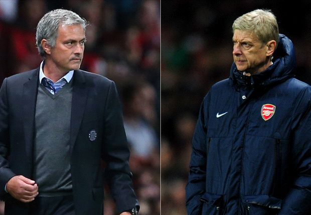 Mourinho v Wenger: A war of words