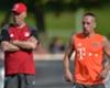 """Ancelotti critica Ribery: """"Così non va"""""""