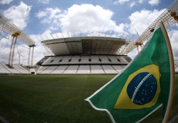 Die WM wird in Brasilien angepfiffen - Aber auch in Curitiba?