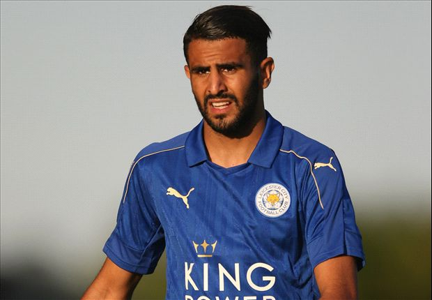 Leicester City owner jokingly rules out Mahrez sale