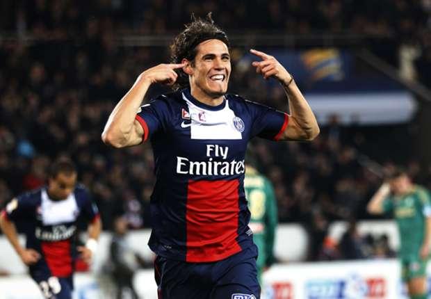 Cavani: Paris Saint-Germain can conquer Europe