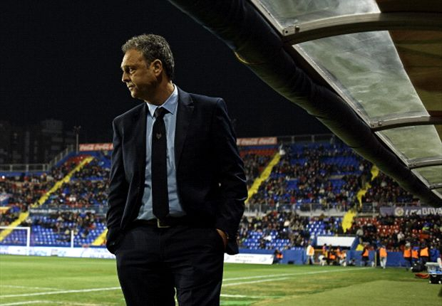 El Levante rompe con Joaquín Caparrós