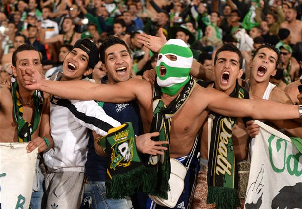 Raja Casablanca fans happy with their team despite loss to Bayern Munich in the Club World Cup final