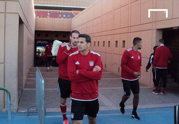 Pizarro will trotz weniger Einsätze bei den Münchnern bleiben