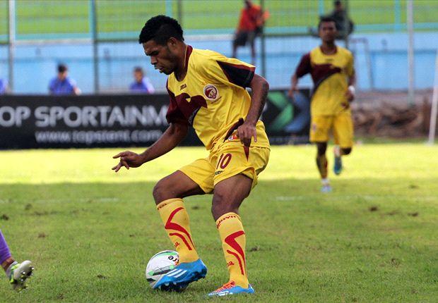 Sriwijaya FC Kandaskan Perlawanan Pelita Bandung Raya