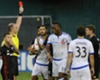 Biello defends red-carded Drogba