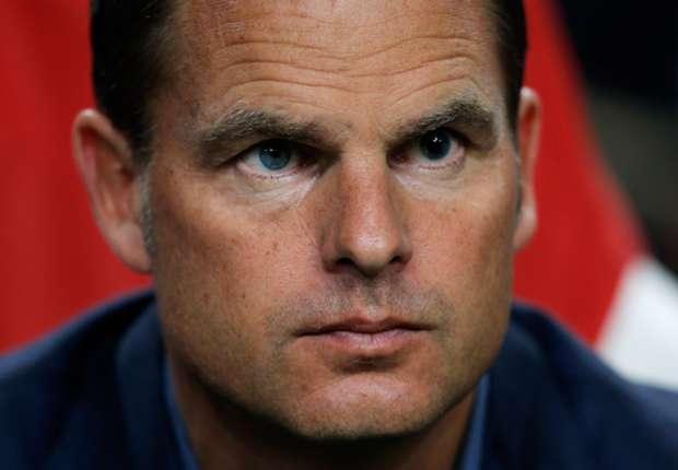 De Boer dismisses Tottenham speculation