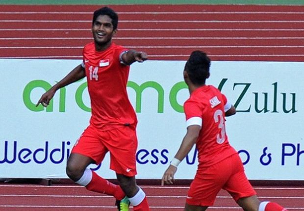 Hariss was clinical against Malaysia.