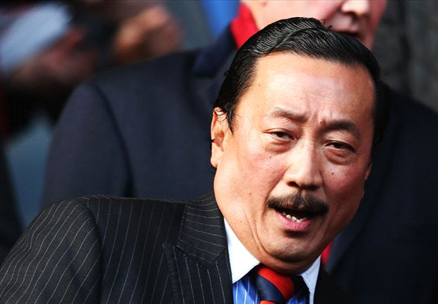 Cardiff owner Tan points finger at Mackay for making feud public