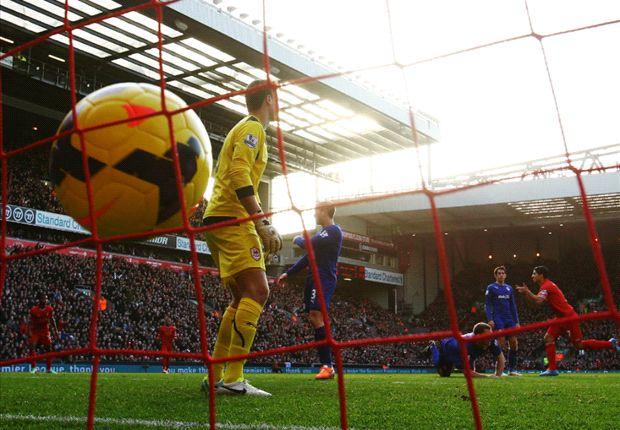 Luis Suárez volvió a ser el mejor jugador de la jornada