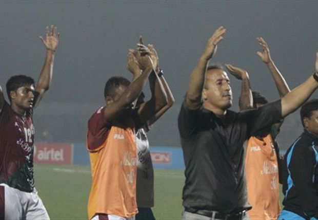 Mohun Bagan 3-1 Pune FC: Odafa wrecks havoc at Barasat