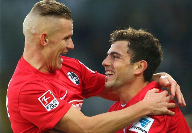 Mehmedis Doppelpack sichert dem SC den ersten Saison-Heimsieg