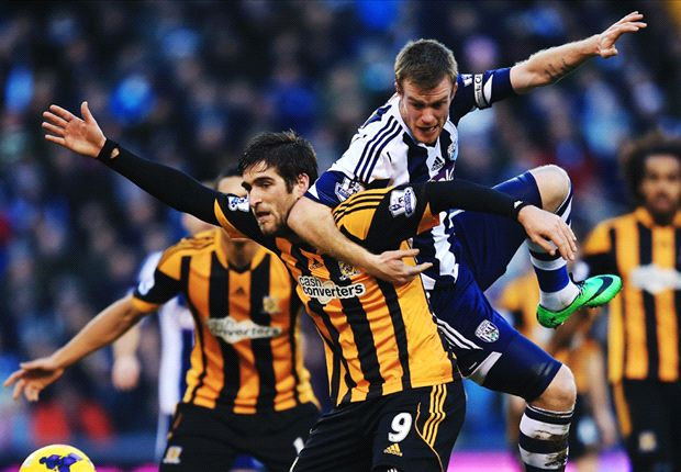 Hull City - West Brom Preview: Baggies could overtake their hosts