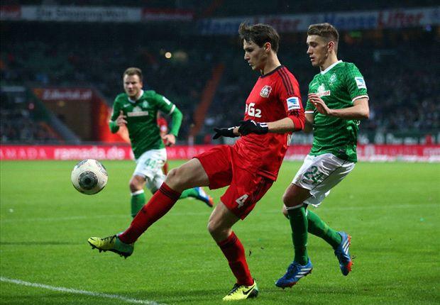 Werder überraschte Leverkusen mit einer guten Defensive