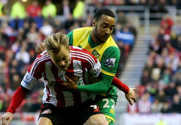 Sunderland 0-0 Norwich City: Honours even in dour game