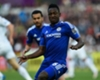 Rahman training with Schalke