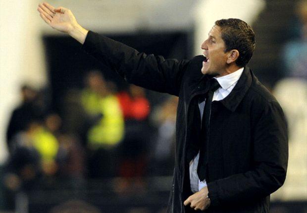 Garrido sigue sin ganar en Liga
