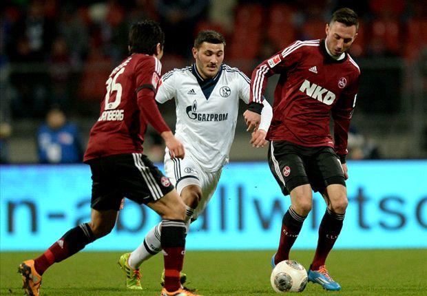 Hujan Serangan Nurnberg Tak Mampu Tembus Pertahanan Schalke