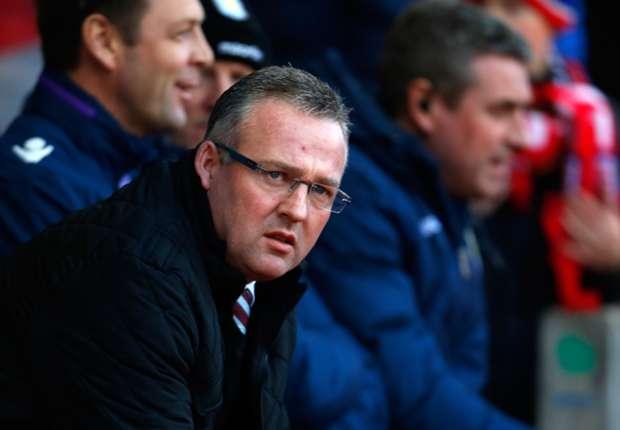 Lambert upbeat despite Aston Villa loss