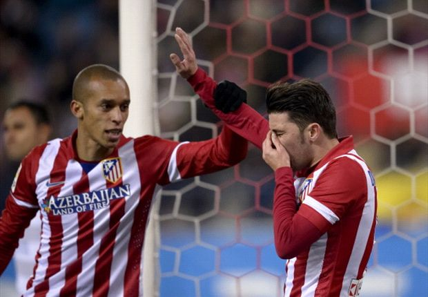 Miranda: Madrid derby a must-win for Atletico