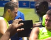 VIDEO: Hazard pranked by Zouma during interview