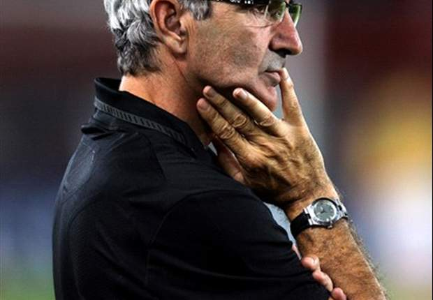 Raymond Domenech Unconcerned By Booing Masses Of France Fans