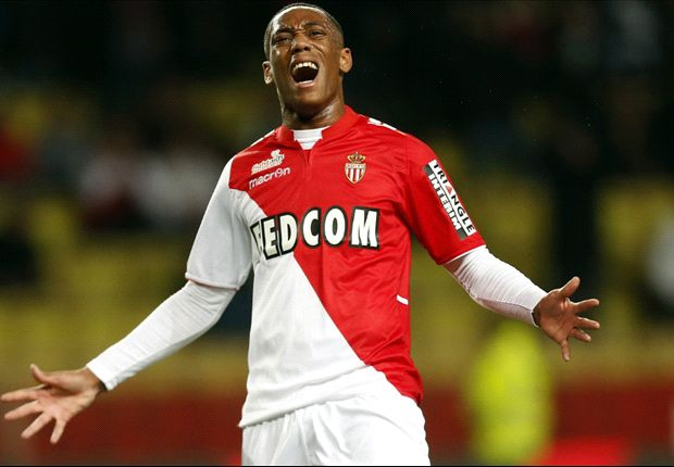 Martial extends Monaco contract