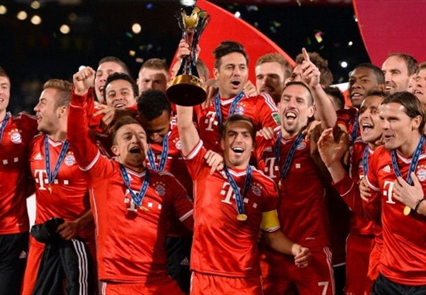 Lahm hails 'incredible' Club World Cup success
