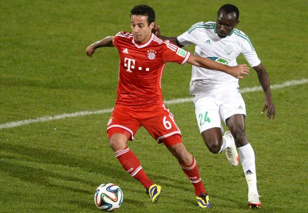 Thiago wird für die Bayern immer wichtiger