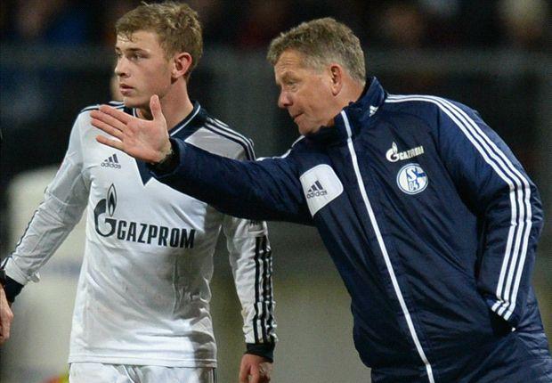 Klare Worte von Schalke-Youngster Max Meyer