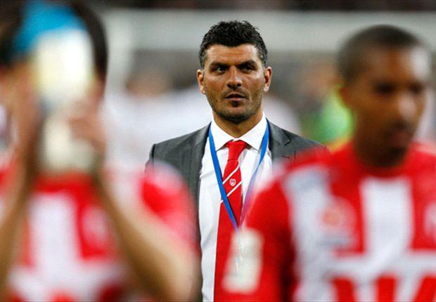 Melbourne Heart coach John Aloisi refuses to resign despite derby loss