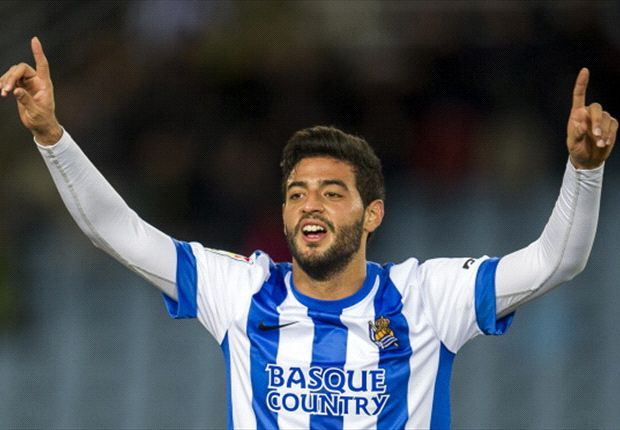 Real Sociedad won't listen to January offers for Vela