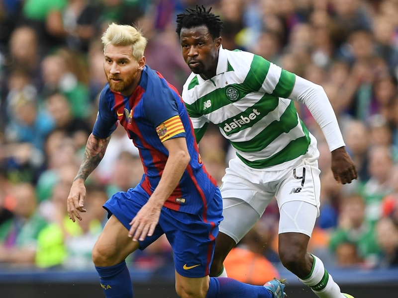 Messi set to return from illness to face Celtic