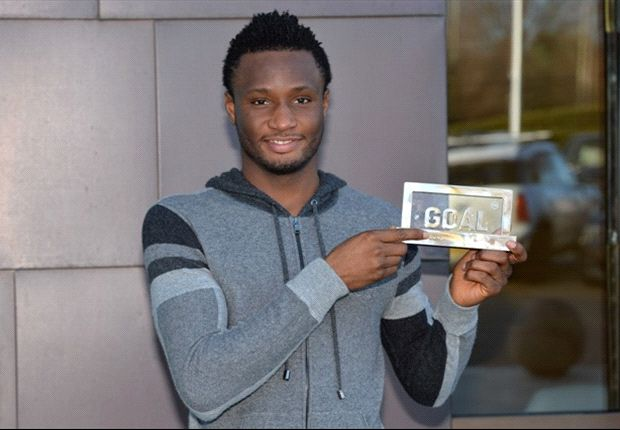 Mikel is the Goal Nigeria Player of the Year 2013