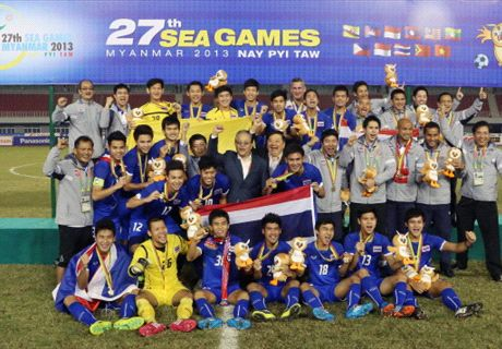 Manajer Thailand U-23 Sudah Tatap 16 Besar
