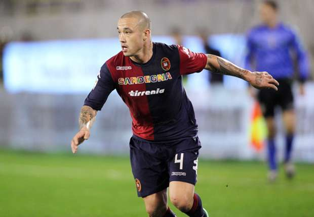 Garcia: Roma stronger with Nainggolan