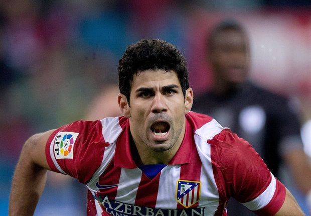 'Costa staying at Atletico' - Caminero
