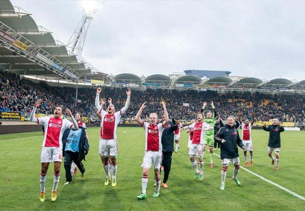 REVIEW Eredivisie Belanda: Ajax Amsterdam Juara Paruh Musim