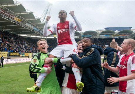 Jairo Riedewald - the next Rijkaard?