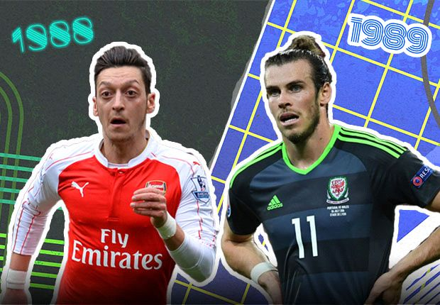 Yearbook Battle: Bale's Class of 1989 v Ozil's Class of 1988